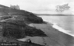 Porthleven, Rockville And Coast 1911