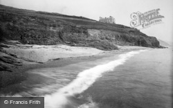 Porthleven, Rockville And The Coast 1911