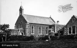 Porthleven, St Bartholomew's Church 1911