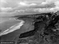 Porthleven, The Beach 1924