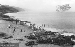 Porthleven, The Beach c.1933