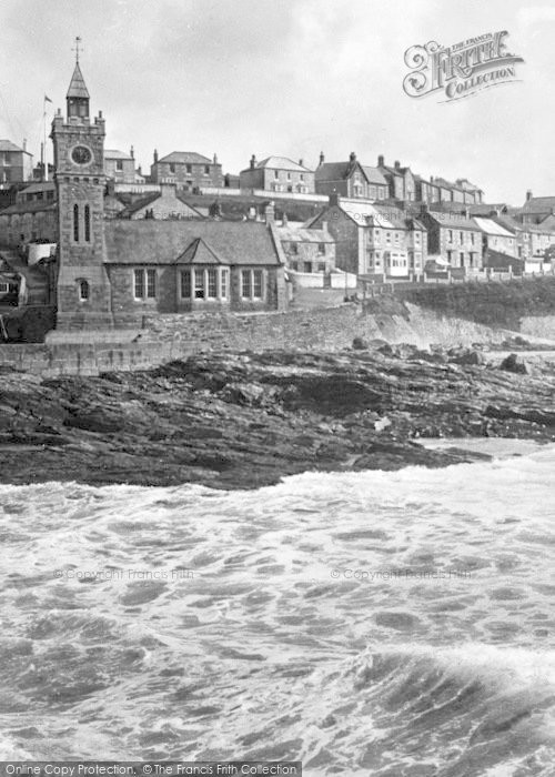 Photo of Porthleven, The Bickford Smith Institute 1924