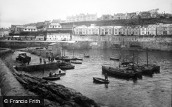 Porthleven, The Harbour 1928