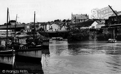 Porthleven, The Harbour c.1955