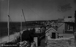 Porthleven, The Old Town c.1955