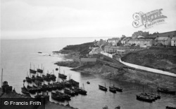Porthleven, The Outer Harbour 1928