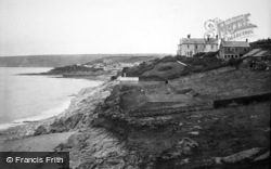 Porthleven, The Rock House 1911