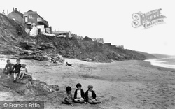 Porthleven, The Sands 1931