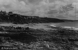 Porthleven, The Sands c.1955