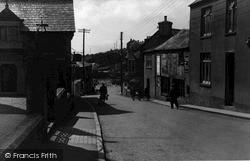 Porthleven, Torleven Road c.1955