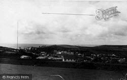 Porthleven, View From Helston Road c.1955