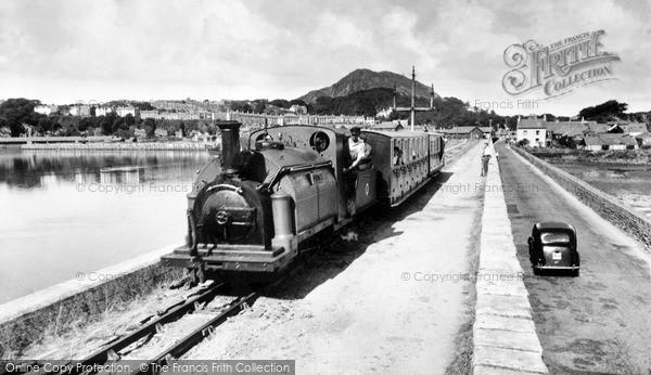 Porthmadog, Ffestiniog  Miniature Railway c.1955