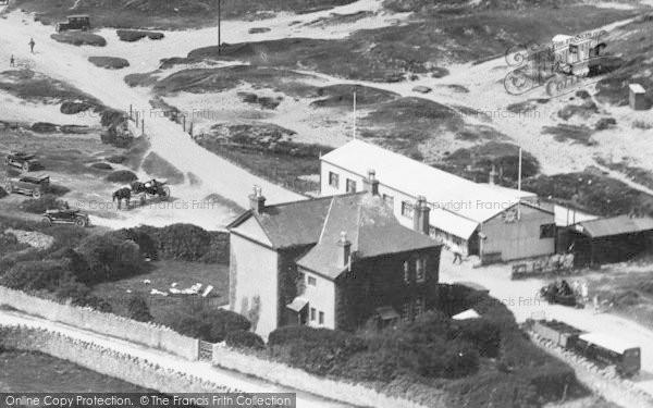 Photo of Porthtowan, A House On Beach Road 1925