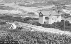 Porthtowan, Beach Road 1935