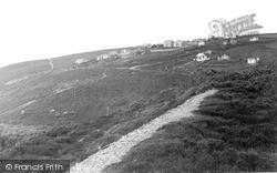 Porthtowan, East Hill c.1955