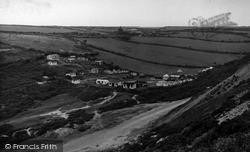 Porthtowan, Goyne's Field c.1955