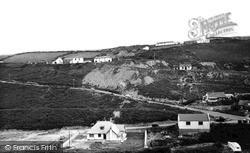 Porthtowan, South Towan c.1955