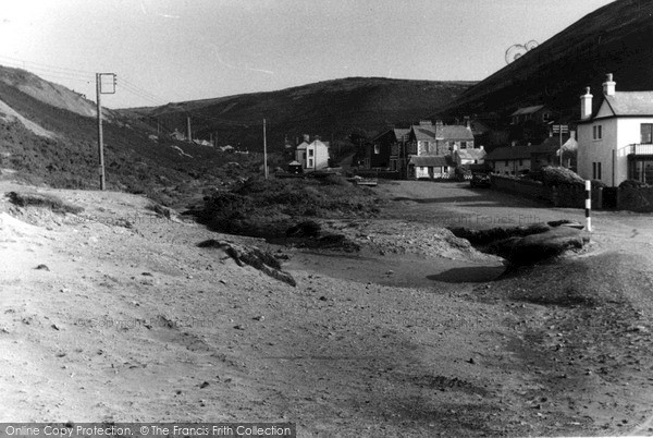 Photo of Porthtowan, The Stream c.1955