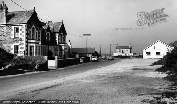 Photo of Porthtowan, The Village c.1960