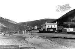Porthtowan, View From Sandhills c.1955