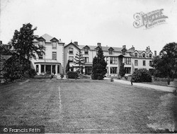 Portinscale, Derwentwater Hotel c.1890
