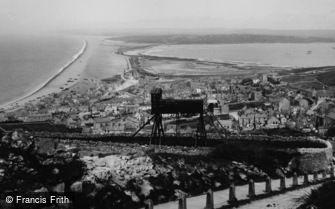 Portland, and Chesil Beach 1890