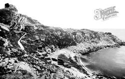 Portland, Pennsylvania Cove 1898