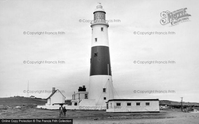 Photo of Portland, The Lighthouse c.1955