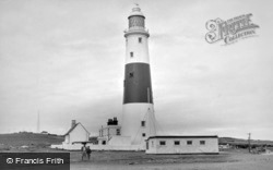 Portland, the Lighthouse c1955