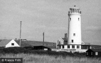 Portland, the Old Lighthouse 1962