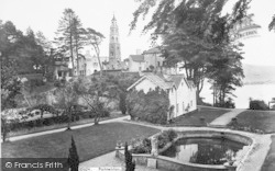 Portmeirion, 1933