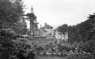 Portmeirion, 1935
