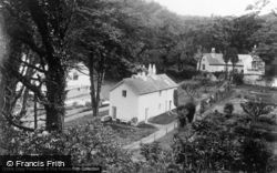 Portmeirion, Cottage And Garden In Hotel Grounds c.1932