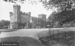 Portmeirion, Deudraeth Castle Hotel 1933