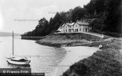 Portmeirion, Hotel And Bathing Beach c.1932