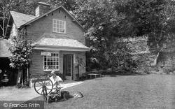 Portmeirion, The Dovecote 1933