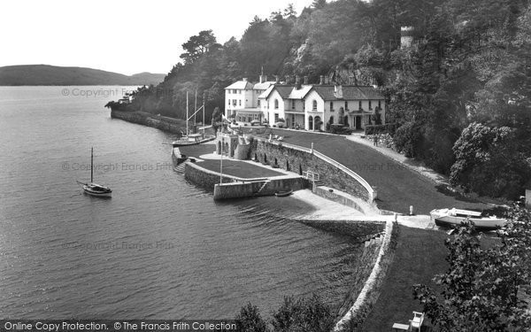 Portmeirion, the Harbour 1933