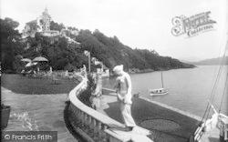 Portmeirion, The Terrace 1933