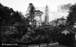 Portmeirion, Village 1933