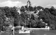 Portmeirion, Village c1958