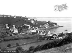 Portmellon, Looking East 1936