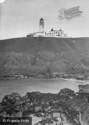 Killantringan Lighthouse c.1955, Portpatrick