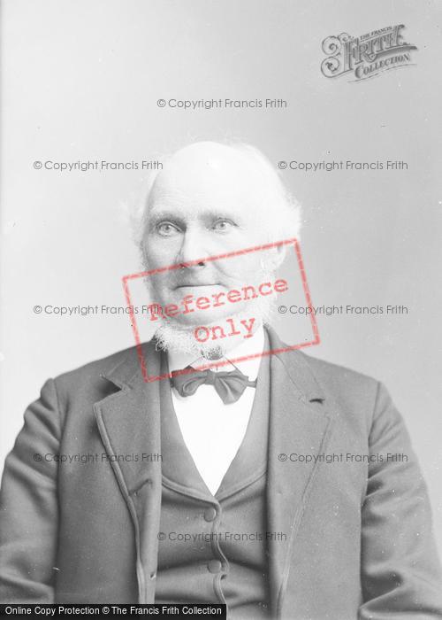 Photo of Portraiture, Gentleman, Culloden House, Shepton Mallet c.1895