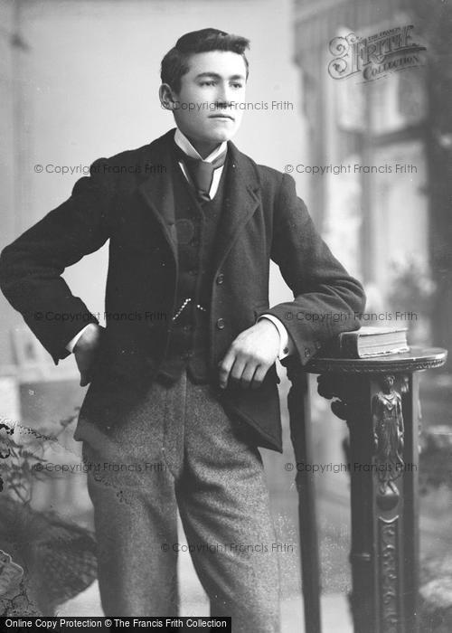 Photo of Portraiture, Man From Weymouth 1896