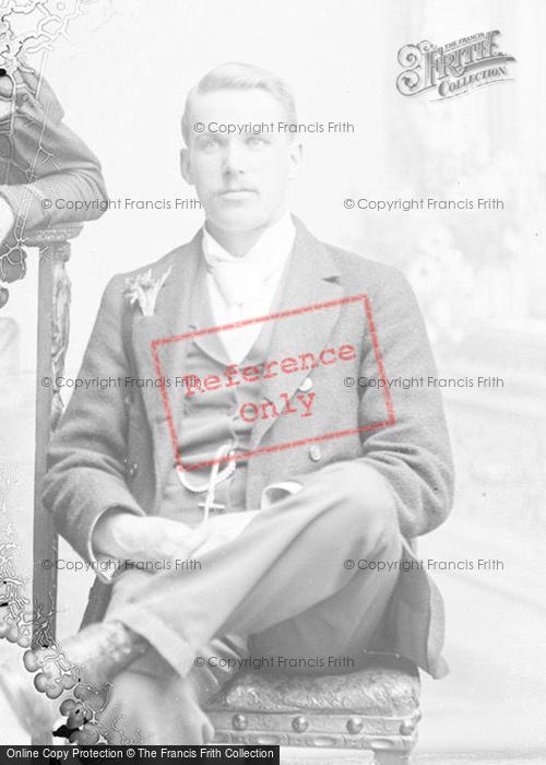 Photo of Portraiture, Master Cooper c.1895