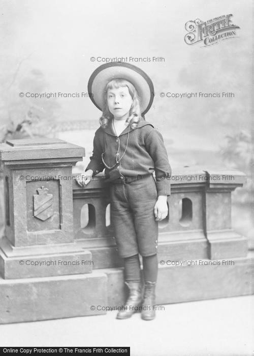 Photo of Portraiture, Master Hause 1893