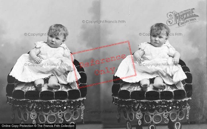 Photo of Portraiture, Master Turrels (Baby) 1894