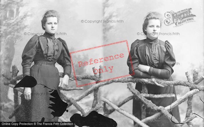 Photo of Portraiture, Miss Andrews, West Coker 1894