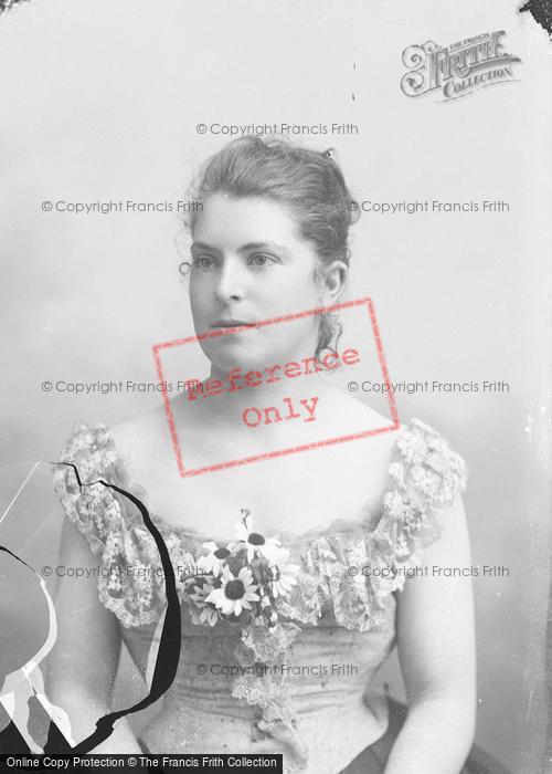 Photo of Portraiture, Miss Deacon 1893