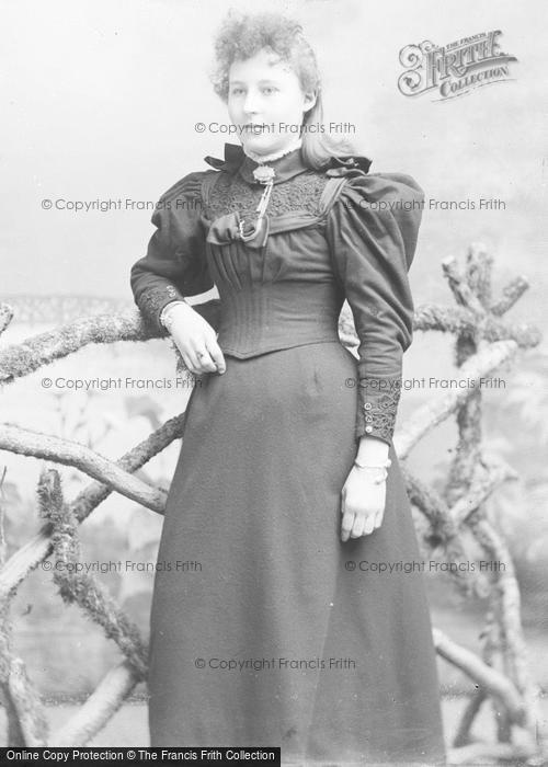 Photo of Portraiture, Miss Galliford, Montacute 1894
